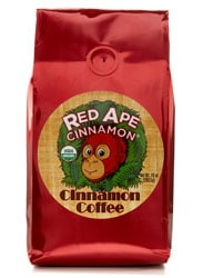 Organic Cinnamon Coffee