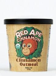 Organic Cinnamon Oatmeal Cup