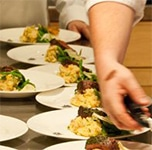 Plating at Evoo
