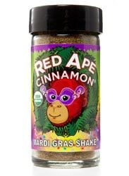 Organic Mardi Gras Shake™ Shaker Jar