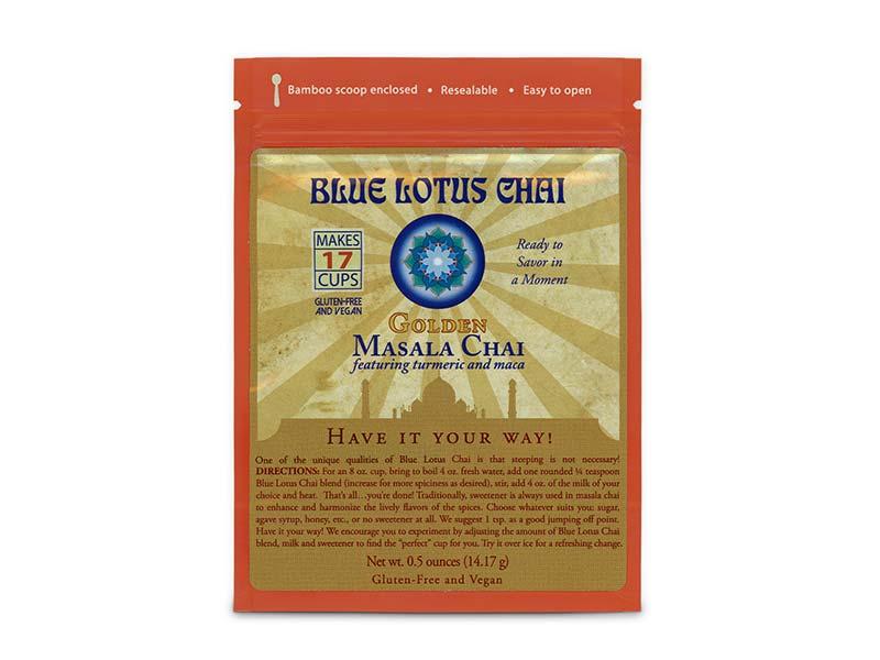 Lotus Chai package