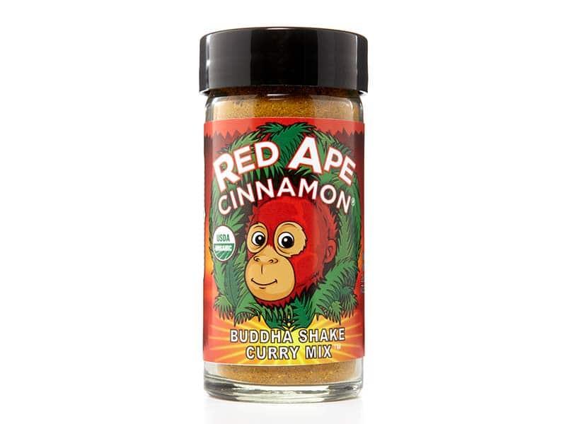 Buddha mix shaker jar