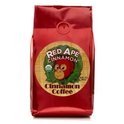 Cinnamon coffee bag