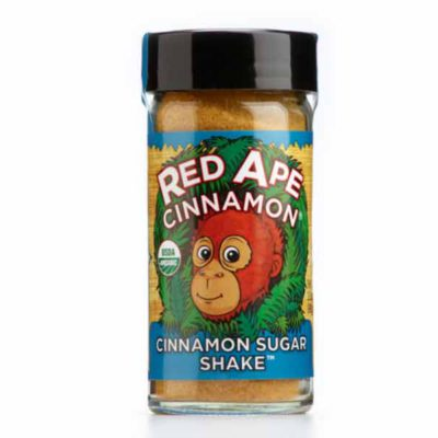 Cinnamon Sugar Shake jar