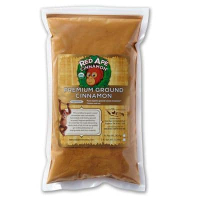 Ground cinnamon bulk