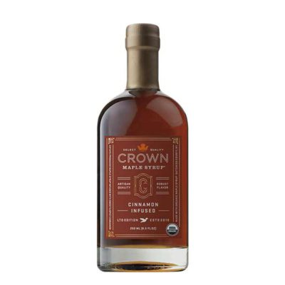 Crown Maple Cinnamon Syrup 250ml