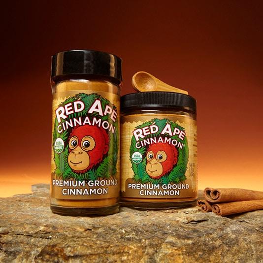 Red Ape Cinnamon ground cinnamon products